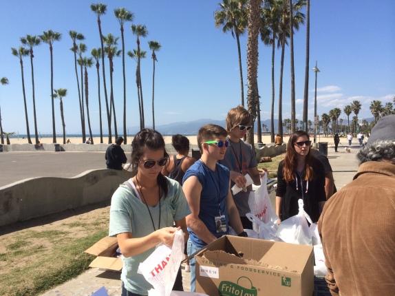 Venice Beach Food Truck