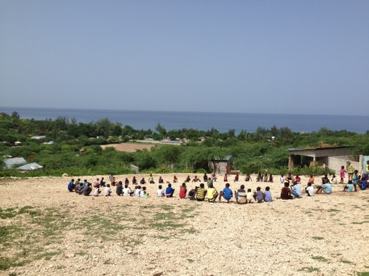 Mission of Grace, Haiti- Copyright 2014, used with permission by Hannah Healy