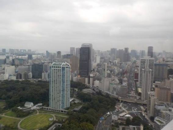 Tokyo Skyline. Copyright 2014, used with permission by Rebekah Lambert